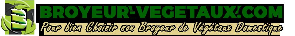 Broyeur Vegetaux