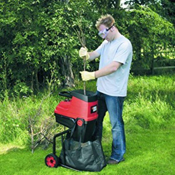 black & decker - gs2400 broyeur de végétaux faible niveau sonore 240